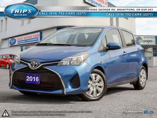 Used 2016 Toyota Yaris LE for sale in Brantford, ON