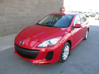 Used 2013 Mazda MAZDA3 Voiture à hayon à 4 portes, boîte manuel for sale in Gatineau, QC
