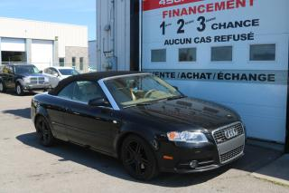 Used 2009 Audi A4 Cabriolet 2 portes, boîte automatique, 2 for sale in Mirabel, QC