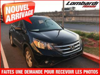 Used 2012 Honda CR-V EX*4X4+TOIT OUVRANT+CAMÉRA DE RECUL++* for sale in Saint-leonard, QC