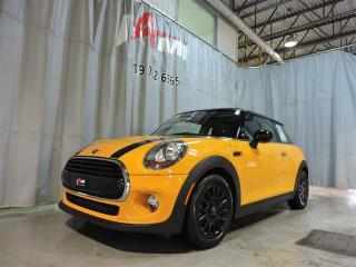 Used 2016 MINI Cooper CUIR TOIT PANO for sale in Rouyn-Noranda, QC