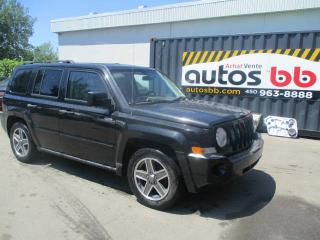 Used 2008 Jeep Patriot 4 RM, 4 portes, Sport for sale in Laval, QC