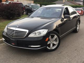Used 2010 Mercedes-Benz S-Class S 450-1 ONWER-NO ACCIDENTS for sale in Mississauga, ON
