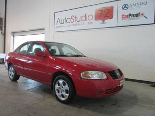 Used 2006 Nissan Sentra 1,8 Édition spéciale **AUTOMATIQUE**A/C* for sale in Mirabel, QC