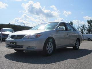 Used 2003 Toyota Camry V6 LE/ ONE OWNER / GREAT SERVICE HISTORY for sale in Newmarket, ON