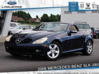 Used 2006 Mercedes-Benz SLK Cuir Bluetooth for sale in Victoriaville, QC