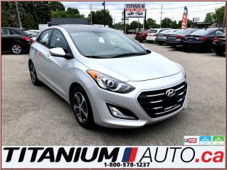 Used 2016 Hyundai Elantra GT GT+GPS+Camera+Pano Roof+Heated Power Seats+Apple P for sale in London, ON
