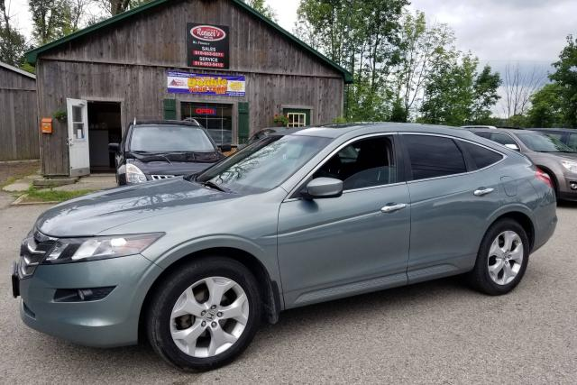 2011 Honda Accord Crosstour EX-L 4wd All Season AND winter tires and wheels