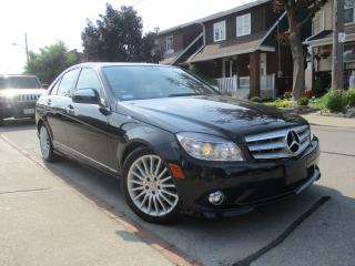Used 2008 Mercedes-Benz C-Class 2.5L for sale in York, ON