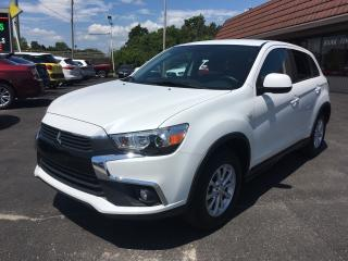 Used 2017 Mitsubishi RVR SE for sale in Cobourg, ON