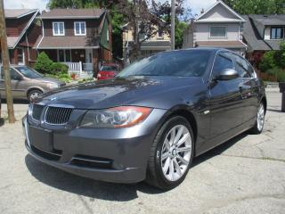 Used 2008 BMW 3 Series 335i for sale in York, ON