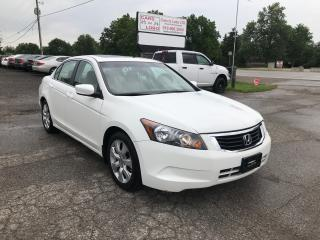 Used 2010 Honda Accord EX-L for sale in Komoka, ON