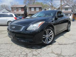 Used 2009 Infiniti G37 Premium for sale in York, ON