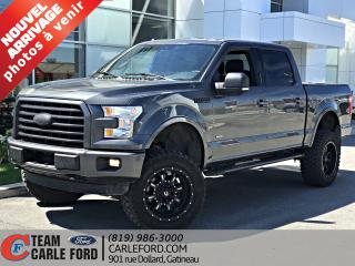 Used 2016 Ford F-150 Ford F-150 XLT 2016, Caméra de recul for sale in Gatineau, QC