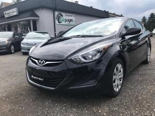 Used 2015 Hyundai Elantra GL for sale in Bloomingdale, ON