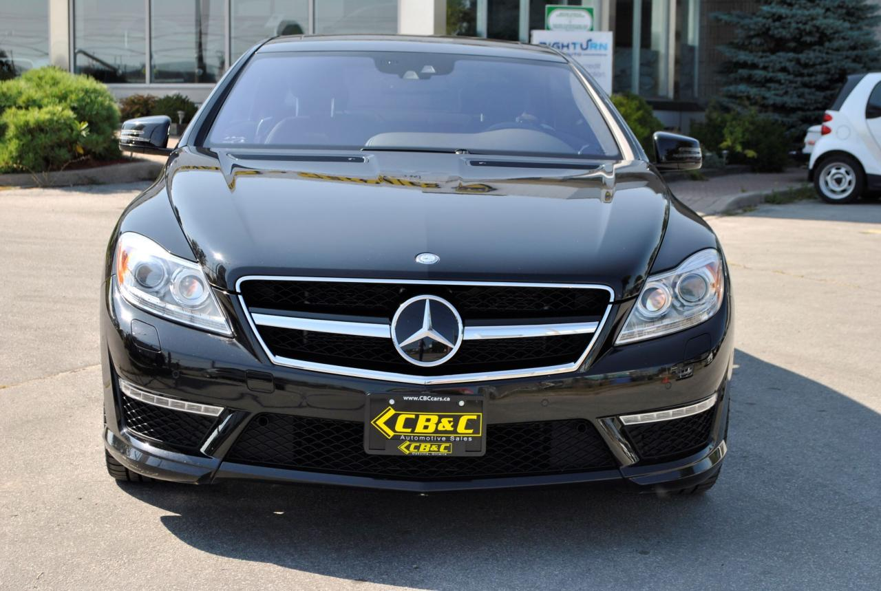 Used 2012 Mercedes Benz Cl63 Amg Cl 63 For Sale In Oakville