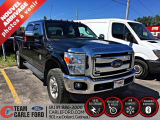 Used 2016 Ford F-250 Ford F-250 XLT Diesel, démarreur a dista for sale in Gatineau, QC