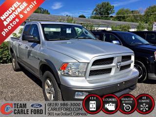 Used 2011 RAM 1500 Dodge Ram 1500 2011, régulateur de vites for sale in Gatineau, QC