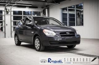 Used 2011 Hyundai Accent L CHEZ RIMOUSKI for sale in Rimouski, QC