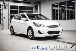 Used 2014 Hyundai Accent L CHEZ RIMOUSKI for sale in Rimouski, QC