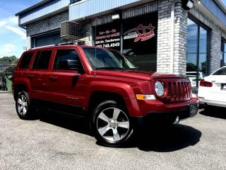 Used 2017 Jeep Patriot High Altitude Edition 4 portes 4RM CUIR for sale in Longueuil, QC