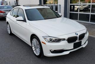 Used 2014 BMW 328i Xdrive Premium Pkg Low for sale in Dorval, QC