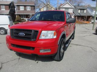 Used 2005 Ford F-150 FX4 for sale in York, ON
