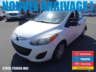 Used 2011 Mazda MAZDA2 Gx+a/c+grp for sale in Drummondville, QC