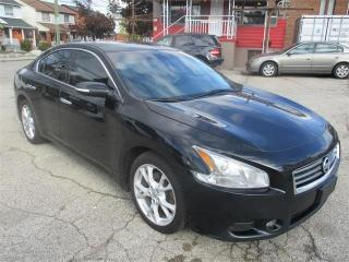 Used 2013 Nissan Maxima 3.5 SV for sale in York, ON