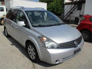Used 2008 Nissan Quest S for sale in York, ON