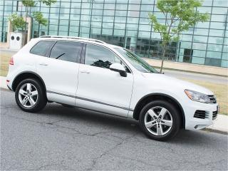 Used 2012 Volkswagen Touareg HIGHLINE|V6|NAVI|PANOROOF for sale in Scarborough, ON