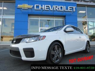 Used 2010 Kia Forte Koup 2.0l Ex, T.ouvrant for sale in Sainte-marie, QC