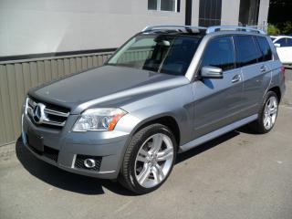 Used 2010 Mercedes-Benz GLK350 4x4 Panoramic A1 + GARANTIE 3 ans INCLUS for sale in Laval, QC