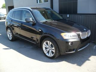 Used 2011 BMW X3 35i X-drive FULL + FULL GARANTIE 3 ans I for sale in Laval, QC
