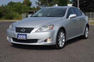 Used 2009 Lexus IS 250 AWD for sale in North York, ON