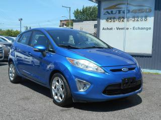 Used 2011 Ford Fiesta ***SES,MAGS,AIR CLIMATISE*** for sale in Longueuil, QC