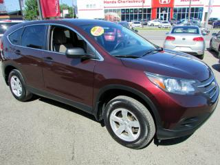 Used 2014 Honda CR-V LX 4WD **CAMÉRA DE RECUL** for sale in Quebec, QC