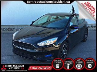 Used 2015 Ford Focus Ford Focus SE AUTO,VOLANT & SIEGES CHF,C for sale in Blainville, QC