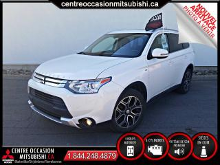 Used 2015 Mitsubishi Outlander GT CUIR+TOIT+710Watts+V6+18PO for sale in Blainville, QC