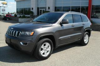 Used 2017 Jeep Grand Cherokee LAREDO 4x4 for sale in Jonquiere, QC