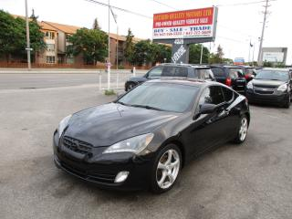 Used 2011 Hyundai Genesis Coupe GT,sunroof,leather!!! for sale in Toronto, ON