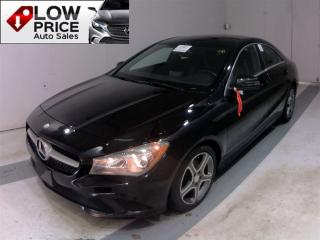 Used 2014 Mercedes-Benz CLA-Class CLA*PanoramicRoof*HtdSeats*RevCam*Warranty* for sale in York, ON
