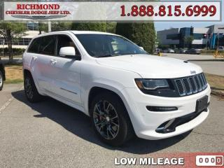 Used 2015 Jeep Grand Cherokee SRT for sale in Richmond, BC