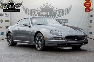 Used 2005 Maserati SPYDER CAMBIOCORSA F1 PADDLESHIFT LEATHER A/C for sale in Toronto, ON