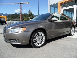 Used 2007 Volvo S80 V8 / Luxury & Security Package for sale in North Vancouver, BC