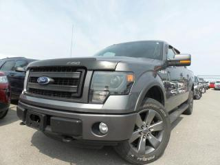 Used 2014 Ford F-150 FX4 5.0L V8 for sale in Midland, ON