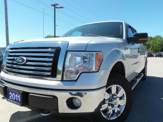 Used 2011 Ford F-150 XLT 5.0L V8 for sale in Midland, ON