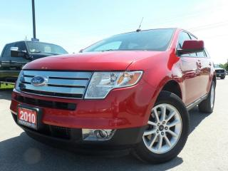 Used 2010 Ford Edge EDGE SEL AWD
