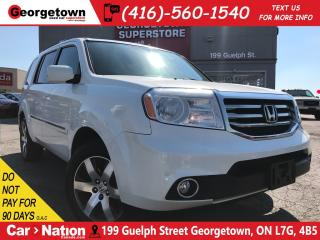 Used 2013 Honda Pilot Touring | LEATHER | ROOF | 4X4 | CAMERA for sale in Georgetown, ON