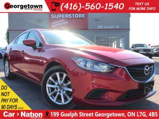 Used 2016 Mazda MAZDA6 GS | NAV | LEATHER | SUNROOF | CAMERA for sale in Georgetown, ON